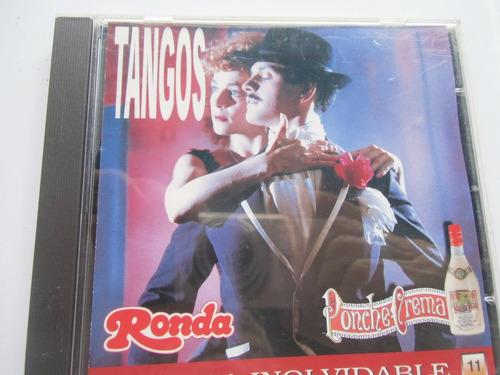 + cd de tangos. original
