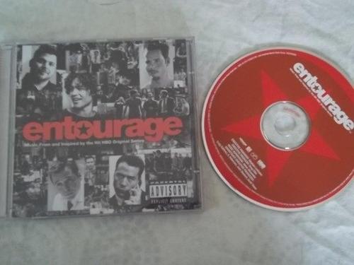 * cd - entourage - trilha original filmes