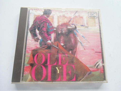 + cd original made in austria ole ole pasodobles