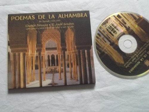 * cd - poemas de la alhambra - orquestra