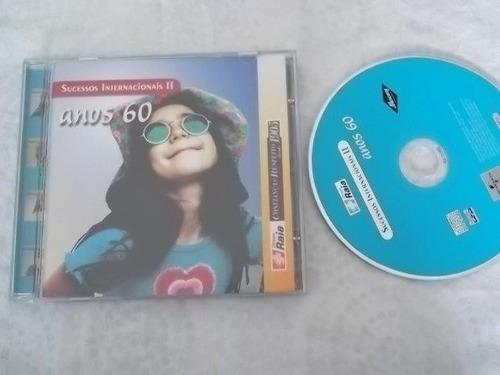 * cd - sucessos internacionais 2 anos 60 - coletanea