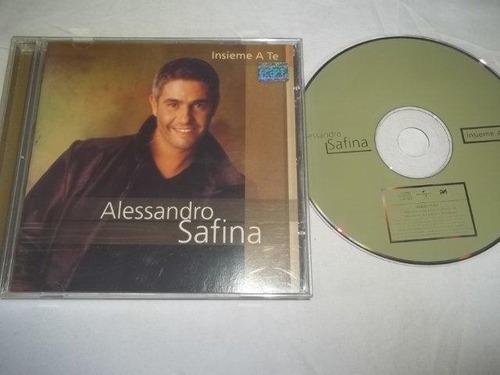 * cds - alessandro safina - rock pop internacional