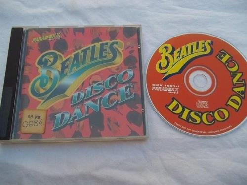 * cds - beatles - disco dance - rock pop internacional