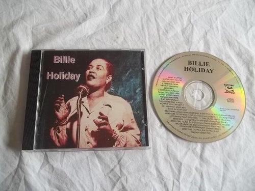 * cds - billie holiday - jazz