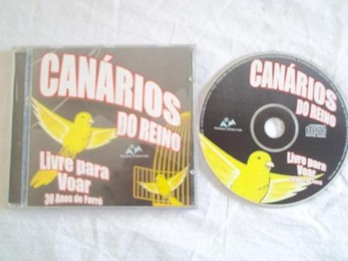 * cds - canários do reino - forró