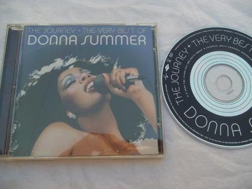 * cds - donna summer - rock pop internacional