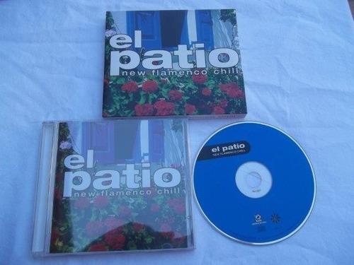 * cds - el patio - jazz