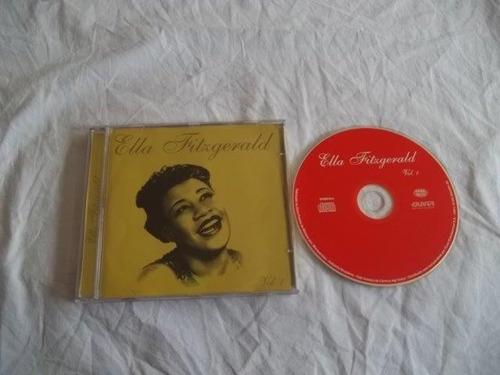 * cds - ella fitzgerald vol.1 - jazz