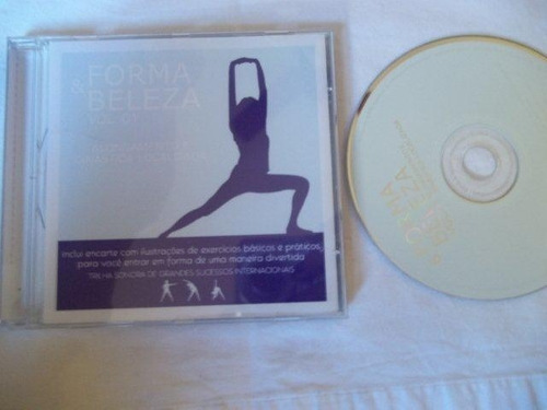 * cds - forma & beleza - rock pop internacional