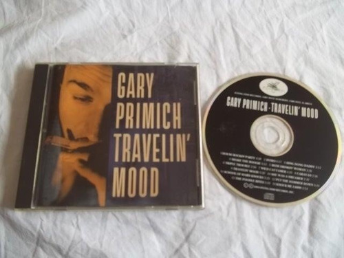 * cds - gary primich travelin mood - jazz