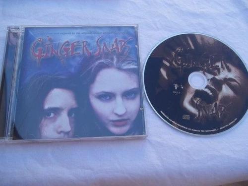 * cds - ginger snars - filme