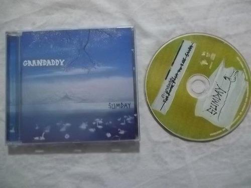 * cds - grandaddy - rock pop internacional