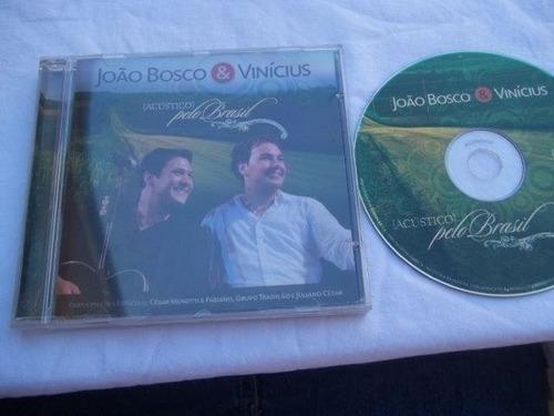 * cds - joão bosco & vinicios - sertanejo