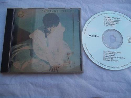 * cds - menina freelon - jazz