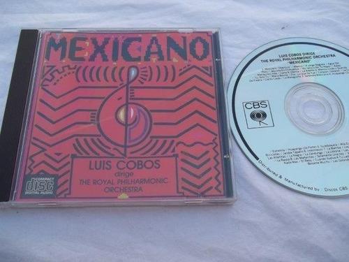 * cds - mexicano - latina