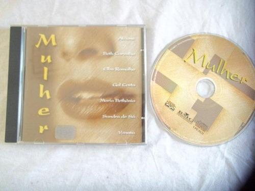 * cds - mulher - mpb coletânea