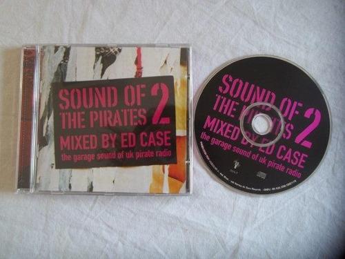 * cds - sound of the pirates 2 - rock pop internacional