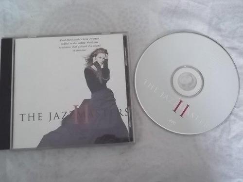 * cds - the jazz masters jazzmasters - blues/jazz