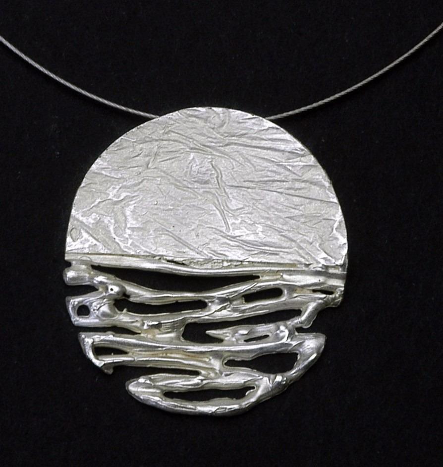 231360fd8827 Collar Gargantilla Diseño De Autor Amanecer -kaira -   690