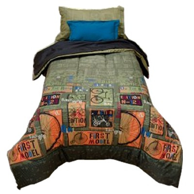 -combo- 1 plaza 1/2 sommier+colchon+almohada+ropa de cama