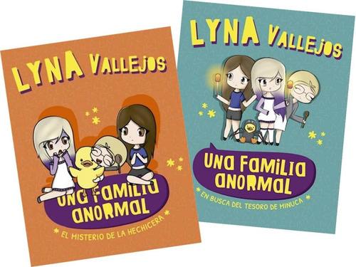 * combo lyna vallejos una familia anormal 1 y 2 **