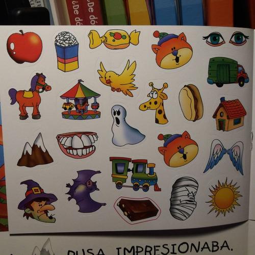 ** combo pegando cuentos ** 4 titulos  stickers