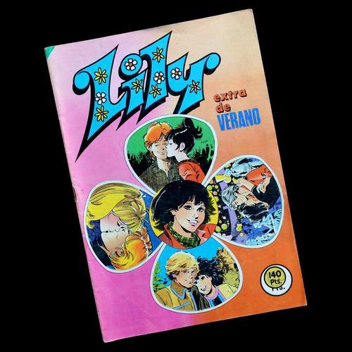 ¬¬ cómic lily bruguera españa año 1983