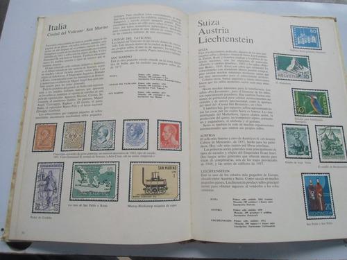 ++ cómo coleccionar sellos (estampillas de correos).
