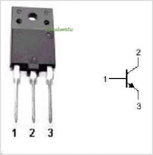 @@@ componente recuperado - s2000n, transistor de potencia