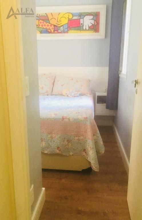 ** condomínio fantastique - maravilhoso apartamento com varanda gourmet c/ churrasqueira ** - ap0915