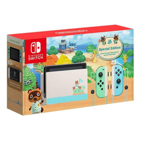 ..:: Consola Animal Crossing Nintendo Switch ::... Gamecente