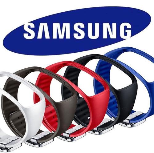-correa de repuesto negra samsung gear s 100% original