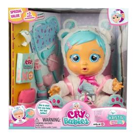 Cry Babies Kristal Bebes Llorones 3 Accesorios Extra! Hoy!!