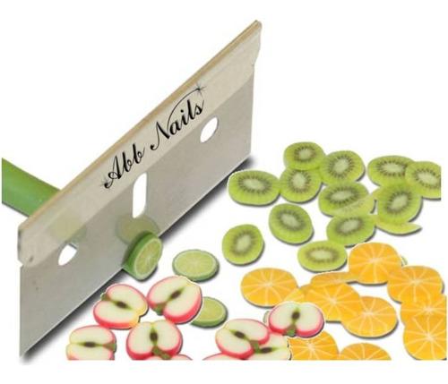¡ cuchilla especial de corte barras fimo manualidades !!