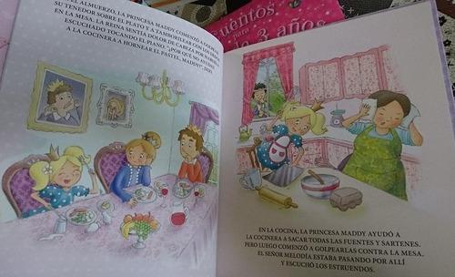 ** cuentos para niñas de 4 años **  dulces historias