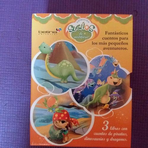 ** cuentos para niños ** 3 libros sueños de aventura