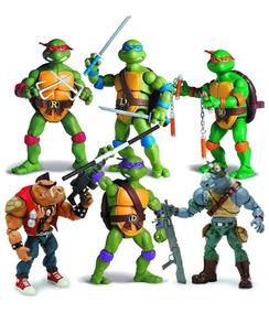 TMNT Teenage Mutant Ninja Turtles Movie General Mono Loose Action Figure