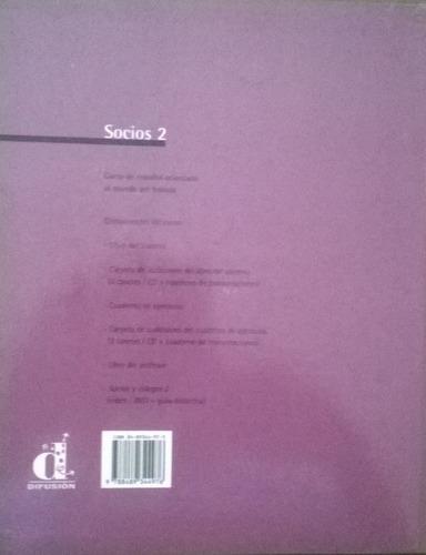 .  curso espanhol de negócios. socios 2. livro do professor