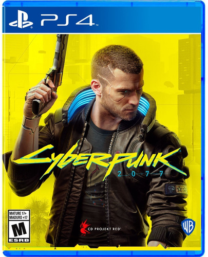 ..:: cyberpunk 2077 ::.. ps4 playstation 4 en game center