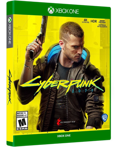 ..:: cyberpunk 2077 ::.. x box one en game center