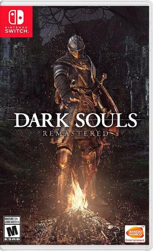 ..:: dark souls remastered ::.. para switch en game center