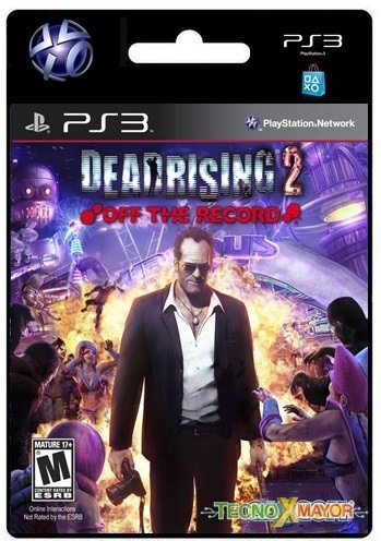 | dead rising 2 off the record juego ps3 store microcentro |