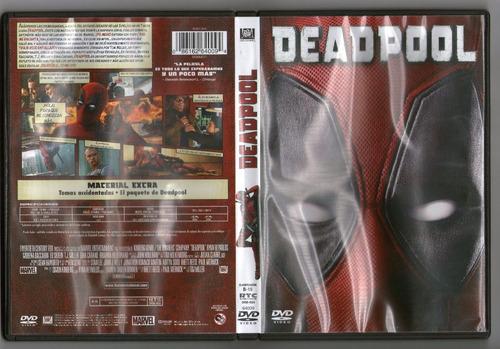 .: deadpool :.  dvd seminuevo!!!