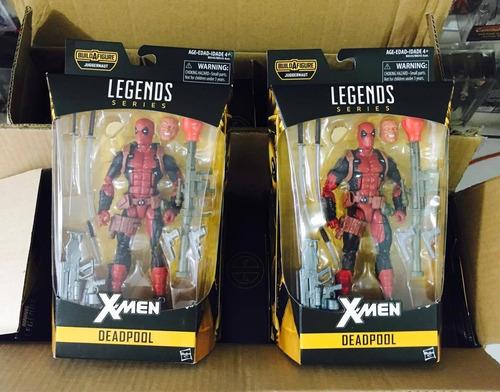 --- deadpool marvel legends x-men wave juggernaut  ---