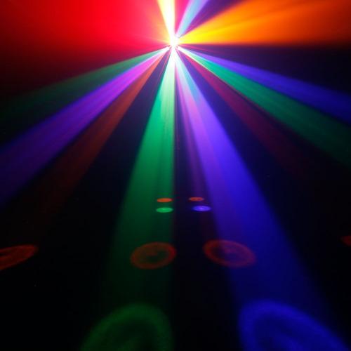 ®® derby iluminacion discotec luces de fiestas efecto 2en1