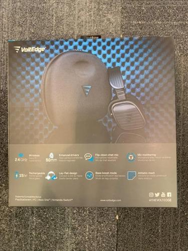 ..:: diadema headset voltedge tx70+ wireless + case ps4 ::..
