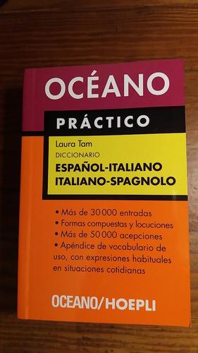 ** diccionario español italiano español ** oceano practico