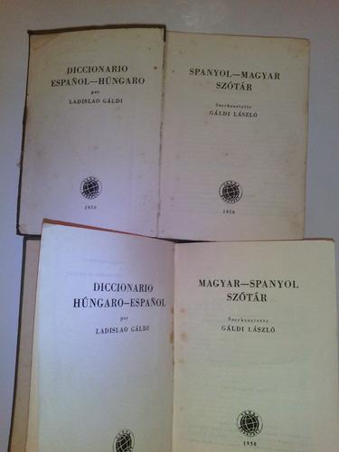 +++ diccionario húngaro-español, español-húngaro