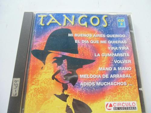 + disco cd de tangos carlos gardel original