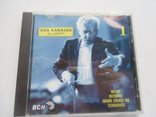 + disco cd de von karajan inédito núm. 1. original